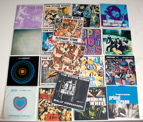 Just a few of my fave records...
