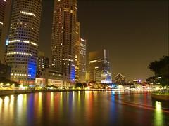 Boat Quay @ Night