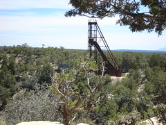 Uranium Mine At the Grand Canyon