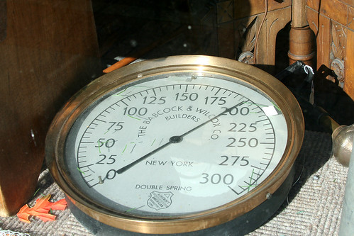 Antique gauge