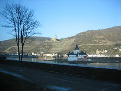 Rhine castle (chasing_travel) Tags: castles germany rhineriver