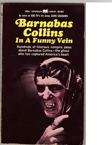 Barnabus Collins Funny Vein