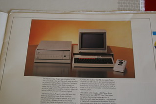 VCF UK: Domesday Disk, Brochure