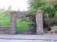 Logie Cemetery Located on road between Lochee and Dundee, Scotland
