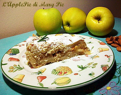 apple pie di Mary Pie