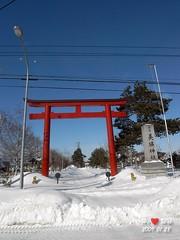 0128_1027_R0013624P (Shun Daddy) Tags: travel winter snow japan landscape hokkaido scenary    biei   2009