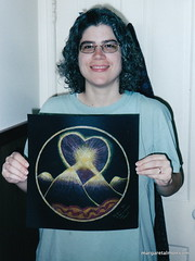 Margaret Almon and Healing Mandala