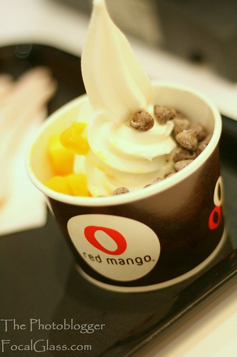 Red Mango Froyo