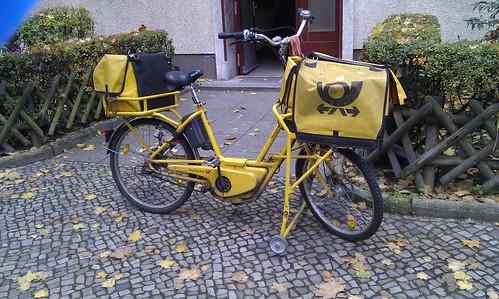 Berlin Postal Bike