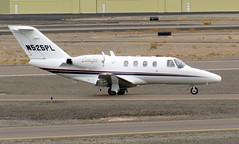 Cessna 525 CitationJet N525PL (ChrisK48) Tags: airplane aircraft 1994 citation dvt phoenixaz kdvt cessna525 citationjetcj1 phoenixdeervalleyairport n525pl