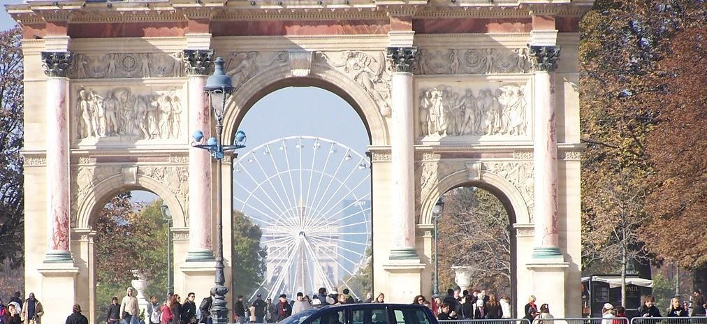 arc de triomphe du carrousel 6