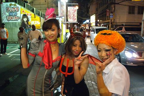 Happy Helloween in Osaka