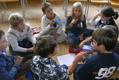 Schulparlament in der Volksschule