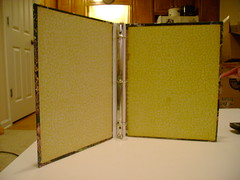 Alaska Scrapbook - Revamped with binder