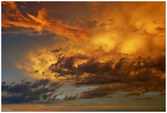 evening sky (Magda'70) Tags: light sunset sky usa cloud storm clouds america evening us nikon bravo texas irving dfw d200 2007 endoftheday supershot colorphotoaward impressedbeauty ibeauty flickrdiamond zymon