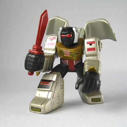 TF Robot Heroes Grimlock