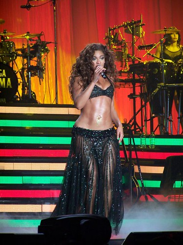Sexy pop Diva : Beyoncé Experience Tour 020607