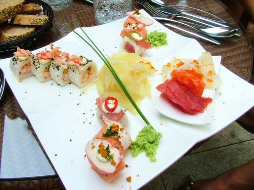 California Style Sushi