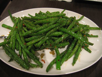 Photo by Kancil:  Green Beans @ Asian Legend