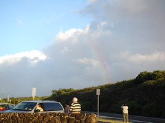 Rainbow at Hawaii