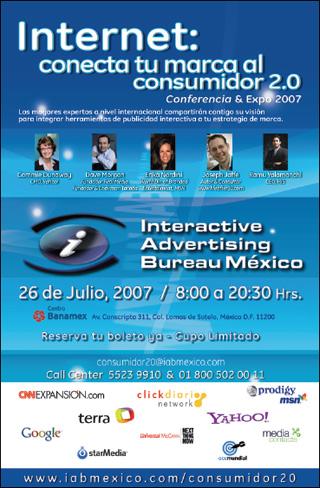 IAB MEXICO - CONSUMIDOR 2.0