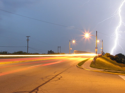 Lucky Lightning Shot
