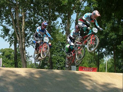 Campionato italiano BMX 2007, Vigevano (Pavia) 8 luglio 2007