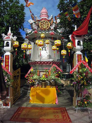 Memorial to Thích Quảng Đức