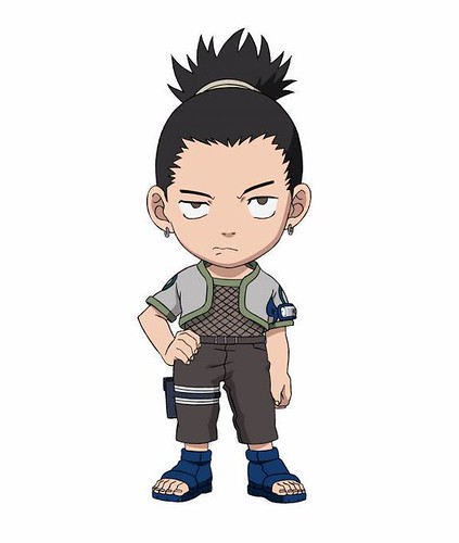 Shikamaru SD by klingsi20.