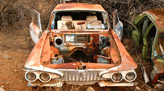 Wickenburg 072 (Yieldsigns76) Tags: arizona classic cars graveyard dead automobile desert wickenburg