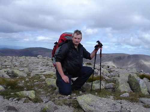 Cairn Toul (1291m/4236ft) [Munro 40]