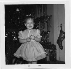 Cathy Christmas 1965