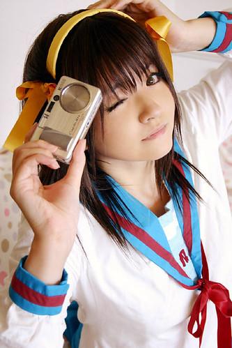 La malinconia di Haruhi Suzumiya Haruhi Suzumiya Cosplay