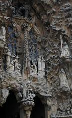 05.2007 Barcelona Sagrada Familia