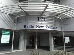 I am on National Radio in New Zealand!