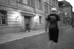 danish motion blur in Berlin