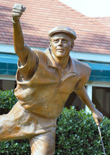 Pinehurst, North Carolina - Payne Stewart