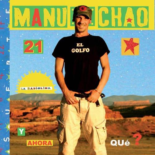 Manu Chao álbum la radiolina