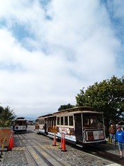 Cable car 轉圈
