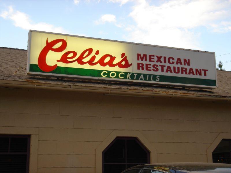 Celia's Mexican Restaurant, Lafayette