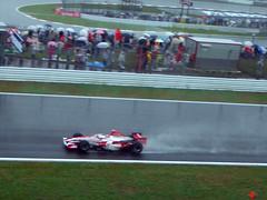 Takuma / SA07 (2007 F1 Japanese GP 9.30)