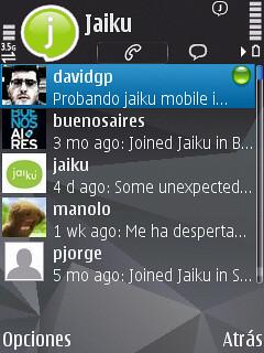 Jaiku Mobile