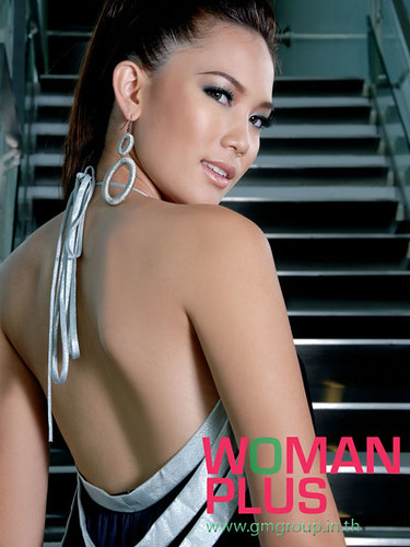 The Charming Girl sexy miss thailand universe 2006