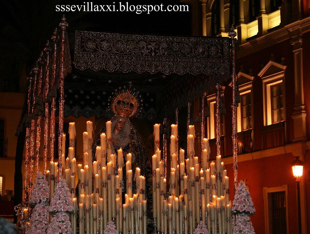 Nuestra Señora del Valle. Jueves Santo 2007