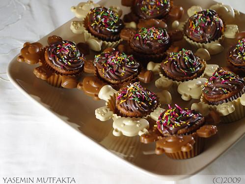 Muzlu Çikolatalı Muffin