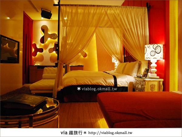 【台中MOTEL】體驗邀約~台中心月自然旅館‧有氣質的Motel13