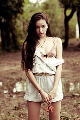 """Editorial """"P na Estrada"""" GWSmag (by_crystaline) Tags: fashion moda modelos maquiagem puzzle festa gwsmag magentastore"""