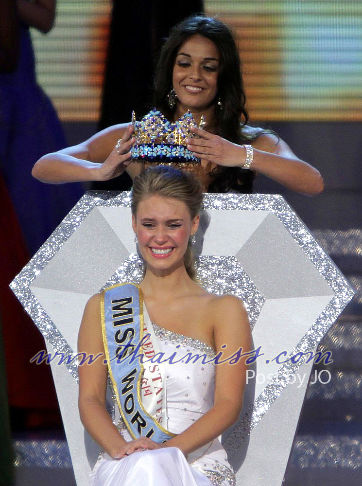 MISS WORLD 2010 - Alexandria Mills, United States 5128954508_96658758a4_o