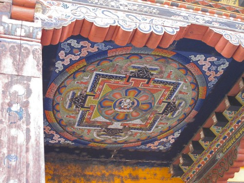"mantra at the ""Tibetan Lhakhang"""