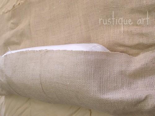 Pillows Beginning